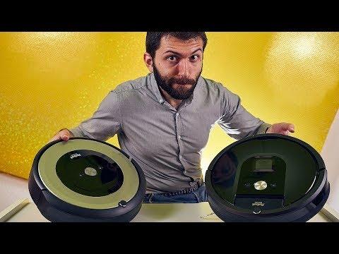 ASPIRAPOLVERE ROBOT - Come scegliere, perchè comprarlo e quanto spendere?