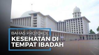 Persiapan New Normal Kemenag Bersama Satgas Covid-19 DPR Bahas Protokol Kesehatan di Tempat Ibadah
