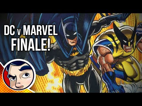 "DC Vs Marvel ""Finale, Who Wins? Who's Better?"" – InComplete Story 3"
