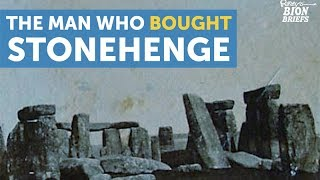 The Man Who Won Stonehenge At Auction