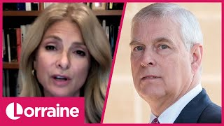 Prince Andrew's Claim Means He Could Be Called as Witness in Ghislaine Maxwell's Case | Lorraine