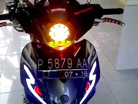 Video Modifikasi JupiterMX 135LC : Full LED