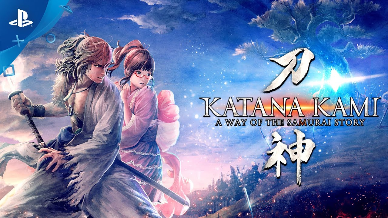 Katana Kami: A Way of the Samurai Story Hits PS4 February 20, Free DLC to Follow