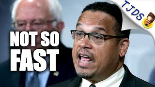 Keith Ellison Has Questionable Funding Sources & Even Worse Foreign Policy