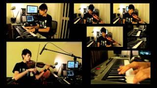 Far East Movement - Rocketeer feat. Ryan Tedder (Cover)
