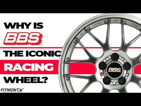 Why BBS is the Iconic Racing Wheel