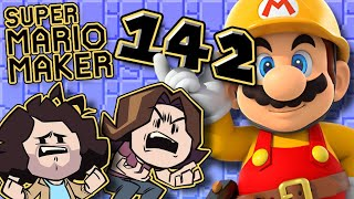 Super Mario Maker: Real Anguish - PART 142 - Game Grumps