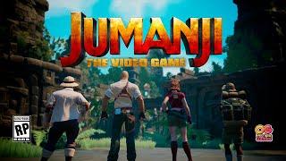 JUMANJI: The Video Game | US Teaser Trailer