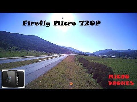 Firefly Micro - Amostra de Voo em 720P