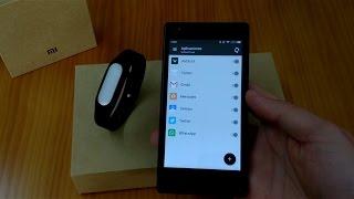 Mi Band Tools, La Mejor App Para Configurar Notificaciones En La Xiaomi Mi Band 1s