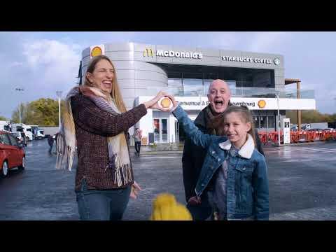 Shell Berchem w Luksemburgu