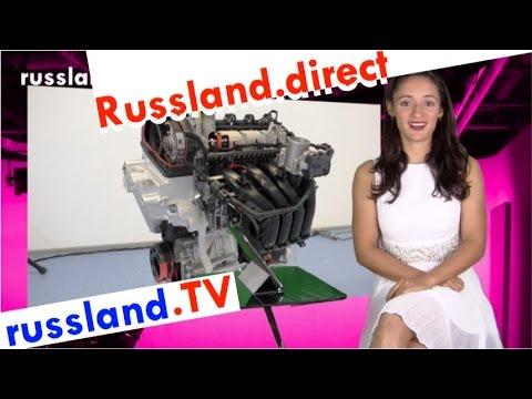 VW-Motoren – Made in Russia [Video]