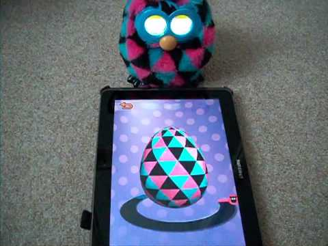 Furby Boom with App First Look