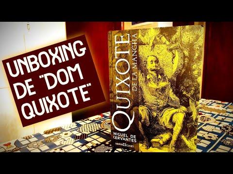 Unboxing | Dom Quixote, de Cervantes (Editora Martin Claret)