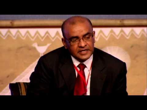 DSDS14: HE Dr Bharrat Jagdeo, Former President, Guyana