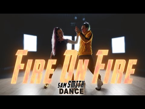 Sam Smith - Fire On Fire Dance / Patman Crew Choreography