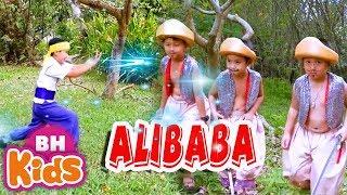 Alibaba ♫ Bé Tập Đánh Răng ♫ Quả Gì - Nhạc Thiếu Nhi Vui Nhộn Hay Nhất Cho Trẻ Mầm Non