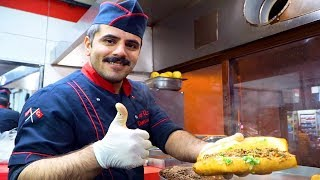 Turkey's Most HANDSOME CHEF Cooks STREET FOOD in ISTANBUL - BEST Turkish Street Food Guide 2019