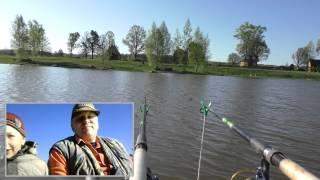 Отдых и рыбалка в калужской области