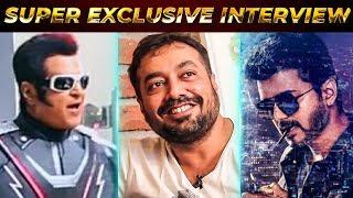 I Have Tried Rajini's Cigarette Style | Anurag Kashyap Fan Boy Moment - Part 2 | SM 10