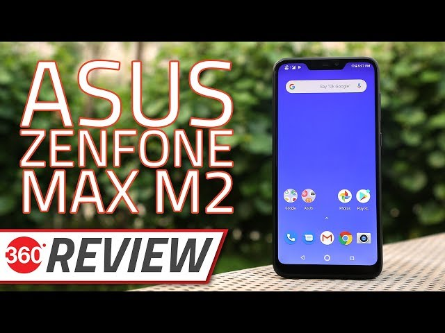 Asus ZenFone Max M2 Review | NDTV Gadgets360 com