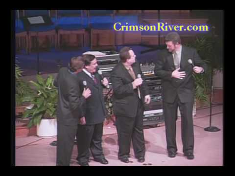 """Echoes From the Burning Bush"" - The Crimson River Quartet"