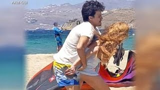 <b>Lindsay Lohan</b> Abuse Video  Claims Fiance Is Assaulting Her