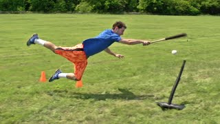 Dizzy Sports Battle | Dude Perfect