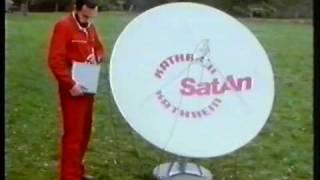 Kathrein Werbevideo Satellitenempfang 1986