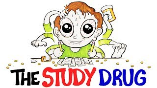 Your Brain On Adderall - The Study Drug