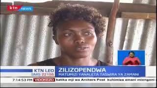 Zilizopendwa: Matumizi ya makaa moto