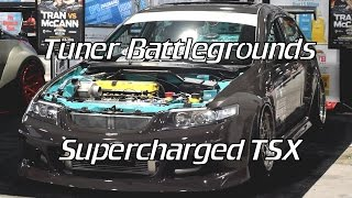 Supercharged TSX PASMAG Tuner Battlegrounds Champion