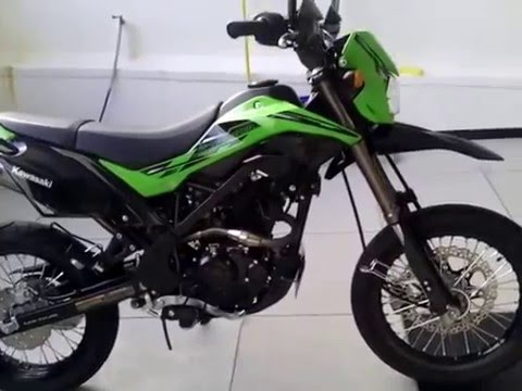 New Kawasaki D Tracker 150 SE 2016