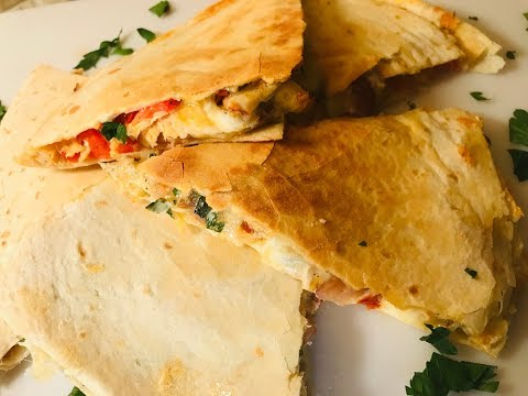 HOW TO MAKE CHICKEN QUESADILLA – STORHANZ COOKING CHANNEL