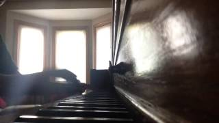 Skillet - Watching for Comets - Piano Cover