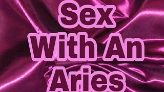 Sex With Aries