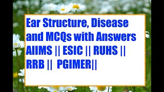 ent mcqs for medical students with explanatory answers - मुफ्त