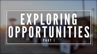 Part I - Exploring Opportunities At The Larson Group