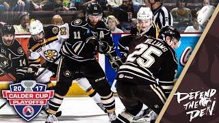51617: Game Highlights Hershey Bears vs Providence Bruins