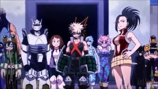Boku no Hero Academia  What Are You Waiting For
