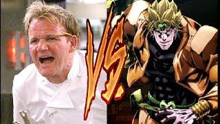 Gordon Ramsay vs DIO