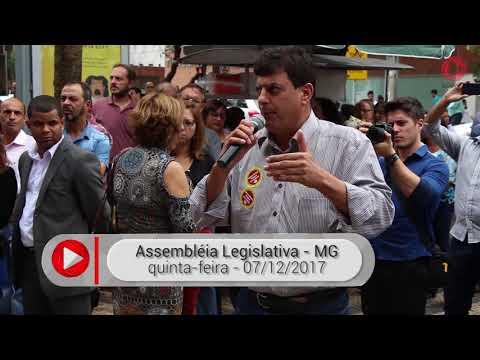 Minuto AMM #111 - Prefeito Roberto Botelho na Mobilização de Prefeitos em Belo Horizonte