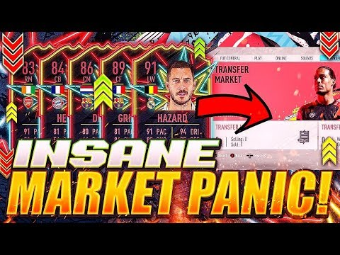 PANIC MAKES FOR NEW WAYS TO MAKE COINS!! WEEKEND LEAGUE FINISH! FIFA 20 Ultimate Team