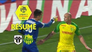 Angers SCO - FC Nantes ( 0-2 ) - Résumé - (SCO - FCN) / 2017-18