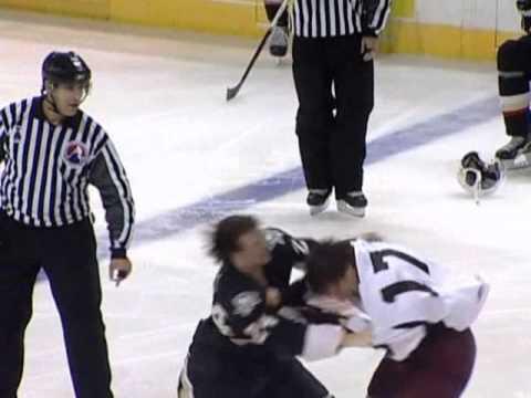 Kaleigh Schrock vs Zach Sill