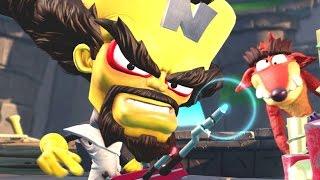 Crash Bandicoot Level - Thumpin' Wumpa Islands (Skylanders Imaginators)