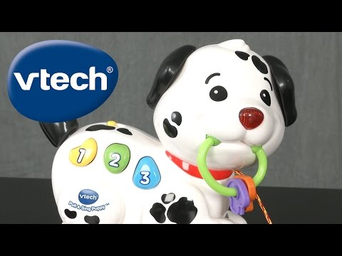 Pull & Sing Puppy from VTech