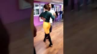 Stages de Kizomba avec Daniel et Lara et soirée Alma Danse à la Faixa Latina le 17 Février.