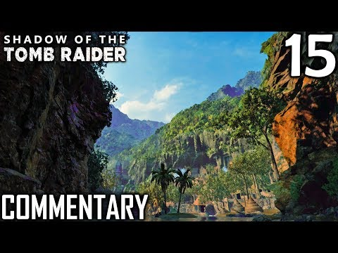 shadow of the tomb raider howling caves