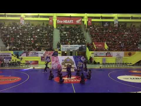 Gazelle Dance Crew At Final DBL Kaltim 2017